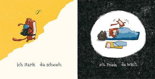 ich gross du klein, Kinderbuch von Jacoby & Stuart