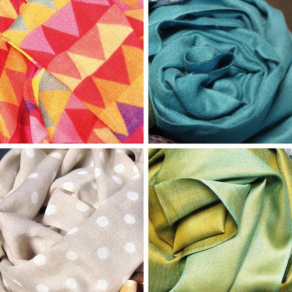 Firmengeschenk Womenepal Schals