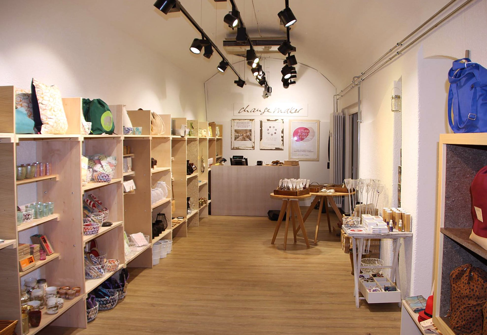 Changemaker Outlet Bern
