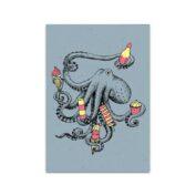 Glace Oktopus
