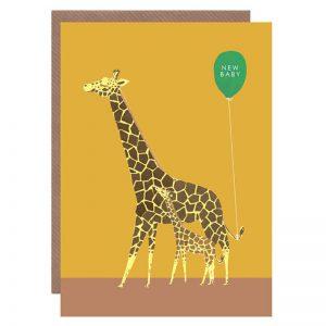 Giraffe New Baby
