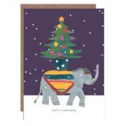 XMAS Elephant