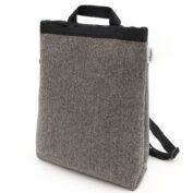 Minimal Backpack Herringbone