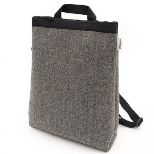 Minimal Backpack Herringbone