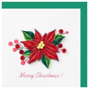 Weihnachtsblume