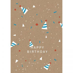 Partyhütchen Happy Birthday