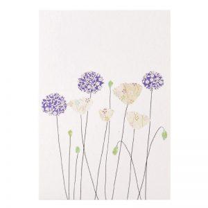 Poppies & Alliums