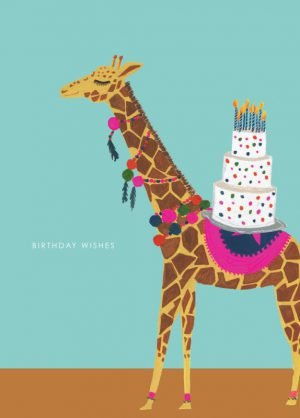 Giraffe Pompom