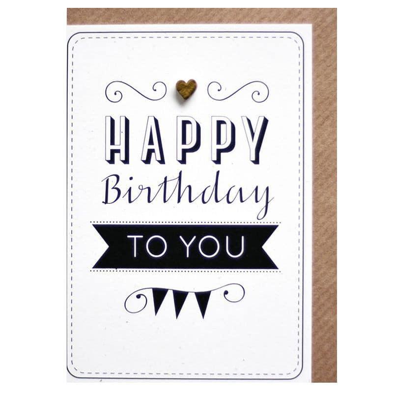 Happy Birthday Karte.Happy Birthday