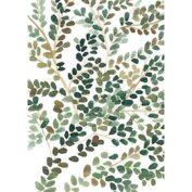 Blätter Weiss