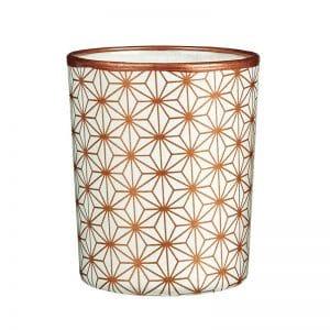 Copper Stars / White