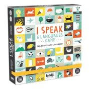 I speak 6 languages