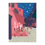 Vincent van Gogh -Café Terrace