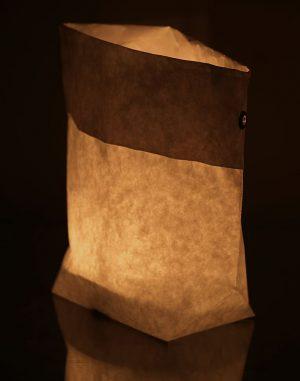 Eine Tüte Licht
