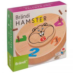 Brändi Hamster