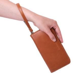 Reissverschluss-Portemonnaie