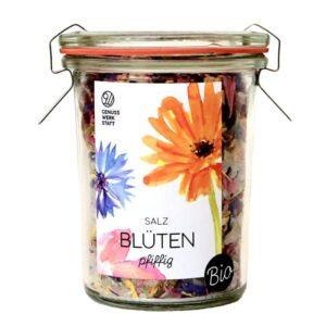 Bio-Blütensalz