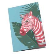 Zebra im Dschungel