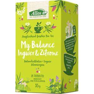 My Balance Ingwer & Zitrone