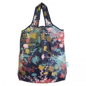 Praktische faltbare Einkaufstasche aus recyceltem PET
