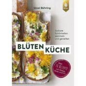 Ein Rezeptbuch mit Rezepten für die Blütenküche