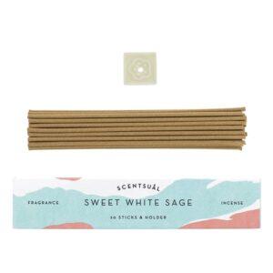 Sweet White Sage