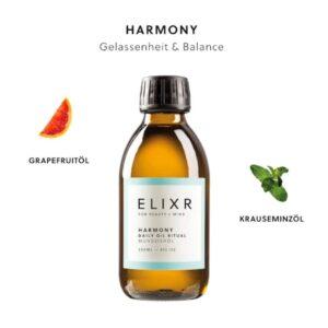 Harmony Mundziehöl von Elixr