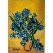 Van Gogh - Vase mit Iris